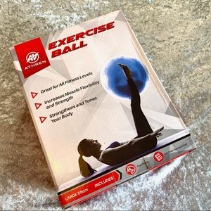 NWT exercise ball